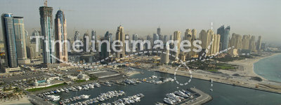 Marina's & Buildings In Dubai