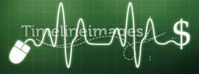 Money in a heartbeat