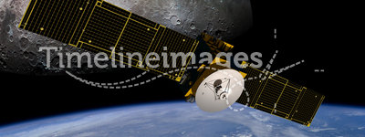 Communication Satellite-Electronics