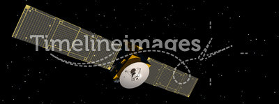 Communication Navigation Satellite