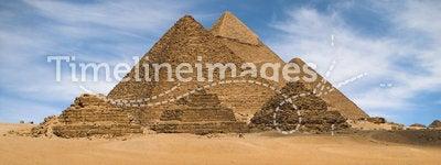 Gizeh Pyramids