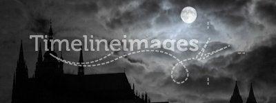 Full Moon over Transilvania