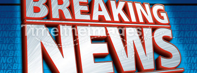 Breaking News Graphic