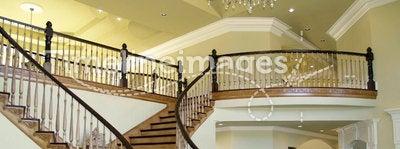 Stair Case Foyer