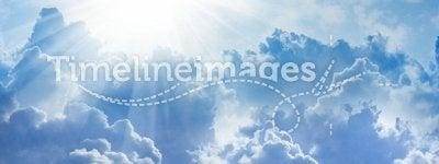 Light from heaven