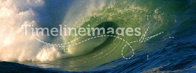 Shorebreak Surf Waves