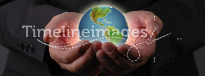 The planet earth is in our hands