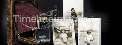 Vintage Camera & Photos