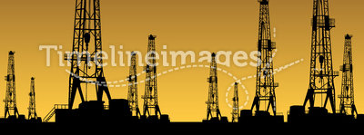 OIL GAS INDUSTRY