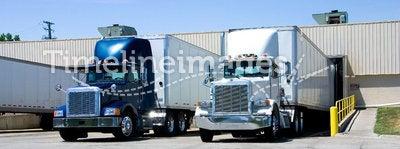 Trucks Loading