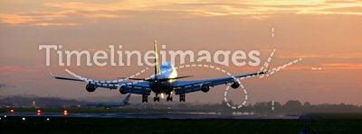 Aircraft Landing 2