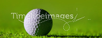 Perfect Golf Ball