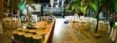 Big party preparations