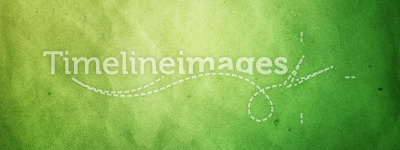 A Green Paper textured Grunge background