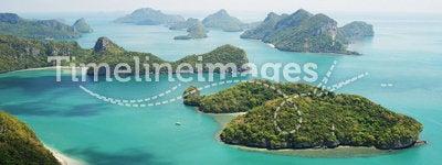 Mu Ko Angthong Island.#3