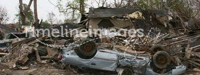 Hurricane Katrina Destruction