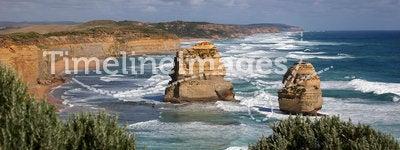 Great Ocean Road Seascape